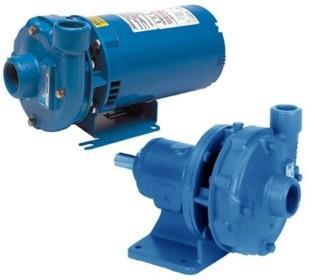 3642 / 3742 End Suction Pumps