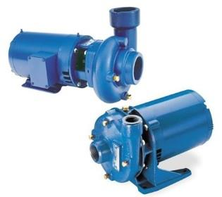 3656LH / 3756LH End Suction Pumps