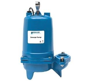 Goulds 3887BF - WS BF Series Sewage Pumps