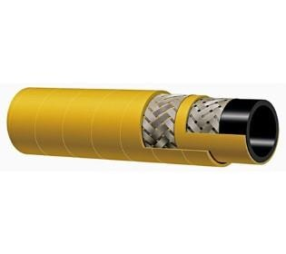 T142AK High Temp Oil Resistant Steel Braided Reinforced Air Hose