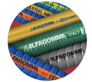 Alfagomma Industrial Rubber Hoses