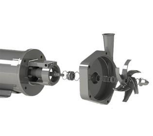 LC Single Seal / LD Double Seal Pump Repair Parts