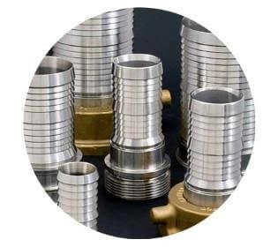 Sanitary Fittings & PCT Couplings
