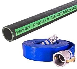 Discharge Water Hose