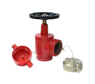 Fire Valves & Building Connections