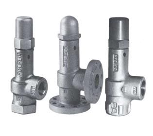Fulflo OV-Series Hydraulic Bypass Relief Valve
