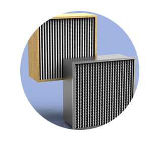 Magna Series Rigid Cell Filters