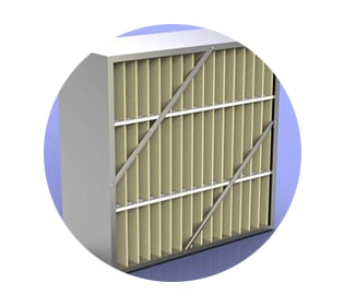 Z-Pak Series Rigid Cell Filters