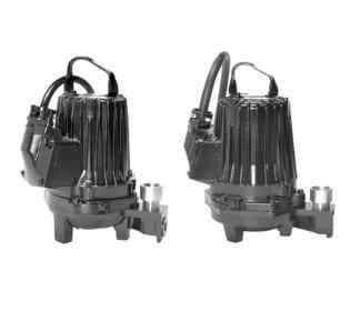 1GA / 2GA Submersible Grinder Pumps