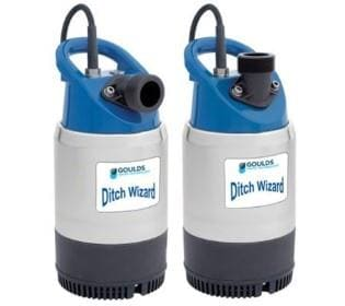 2DW Submersible Dewatering Pumps
