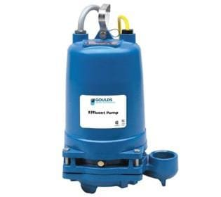 Goulds 2ED Dual Seal Submersible Effluent Pumps
