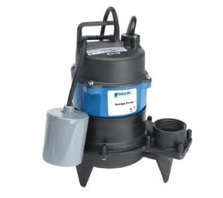 Goulds 3872 WW Submersible Sewage Pumps
