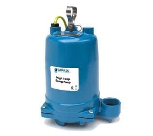 Goulds 3885 WEHT Submersible High Temp Sump Pumps
