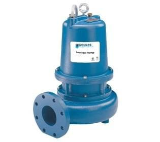 3888D4 Submersible Sewage Pumps