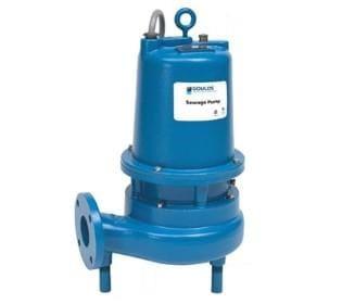 3SD Non-Clog Dual Seal Submersible Sewage Pumps