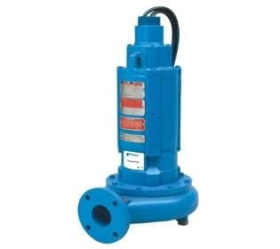 Goulds 4SDX Explosion Proof Submersible Sewage Pumps