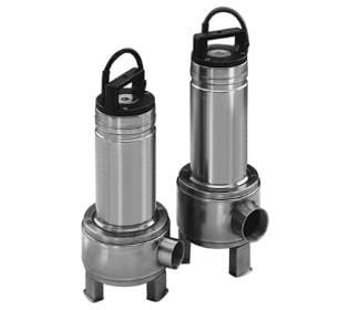 Goulds 1DM/2DM Submersible Sewage Pumps