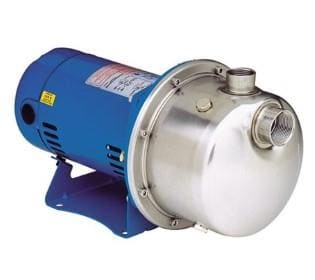 LB End Suction Booster Pumps