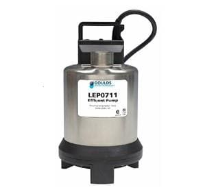 Goulds LEP07 Submersible Effluent Pumps