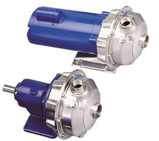 NPE / NPE-F 316 Stainless Steel Pumps
