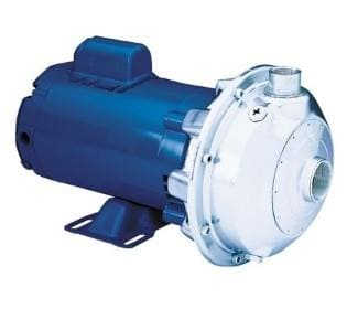 NPO Stainless Steel End Suction Pumps