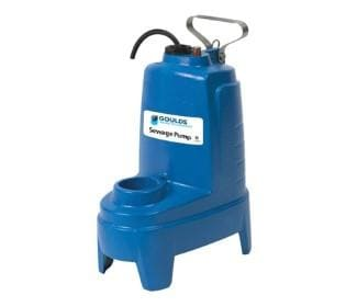 Goulds PV Submersible Vortex Sewage Pumps