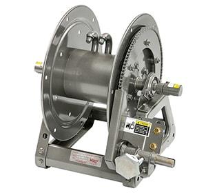 Hannay 2400 Series Gas Welding Hose Reel