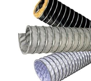 Hi-Temp Duct Hose
