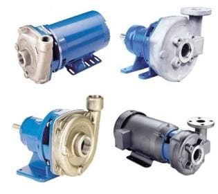 ICS / ICS-F / 3657 / 3757 End Suction Pumps