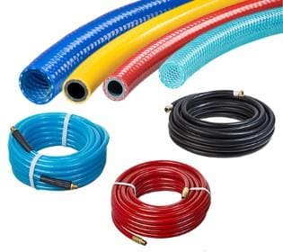 Reinforced Air & Water Hoses