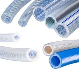 Reinforced Water Supply & Food Grade Hoses