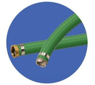Kuriyama PVC Suction Hose