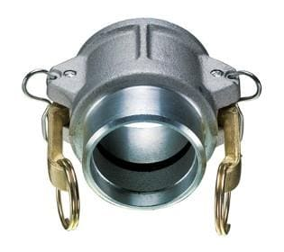 Quick-Acting Weld Couplings