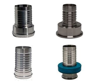 Sanitary Crimp Fittings