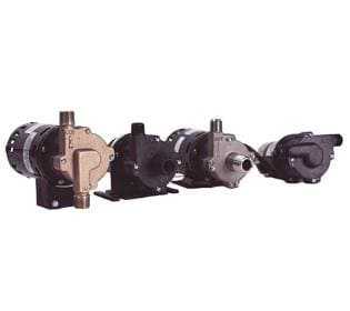 809-HS Series Mag Drive Hydronic Pumps