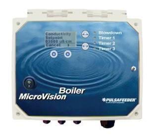 MicroVision Boiler Controller