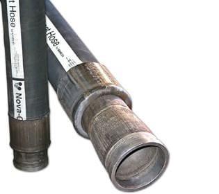 Novaflex 5787BG High Pressure Concrete Hose