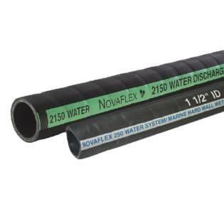 Novaflex Marine Water & Exhaust Hose