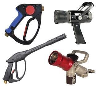 Nozzles & Spray Guns