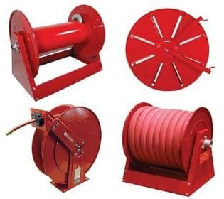 Hose Racks, Reels & Accessories