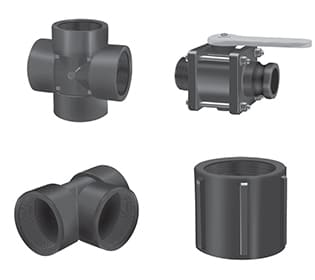 Polypropylene Specialty Fittings