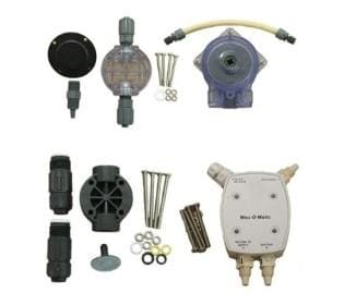 Repair Parts & Accessories for MEC-O-MATIC Pumps