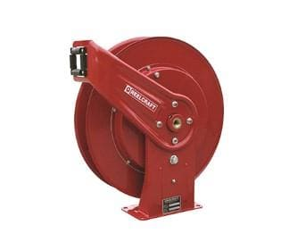 Spring Retractable Grease Hose Reels