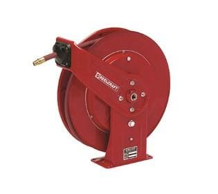 Reelcraft Spring Retractable Pressure Wash Hose Reels