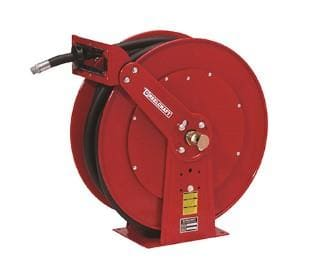 Reelcraft Spring Retractable Twin Hydraulic Hose Reels