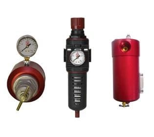 RTi Filters, Filter/Regulators & Lubricators