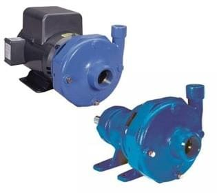 3656 / 3756 S-Group End Suction Pumps