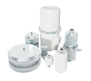 Vacuum Pump Discharge & Air/Oil Separation