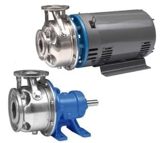 Goulds SSH-C/SSH-F End Suction Pumps