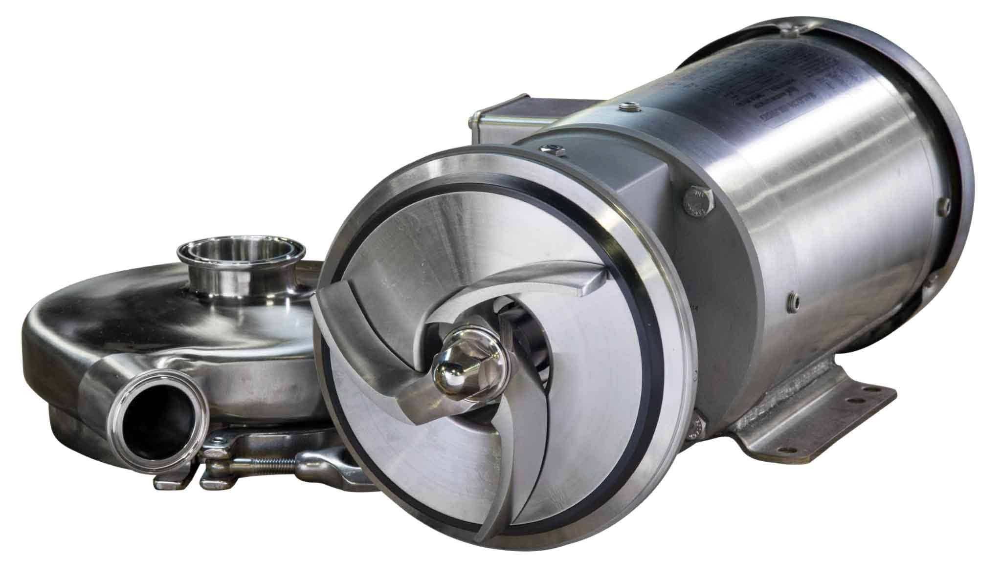 Ampco CB+ Craft Brew Pump